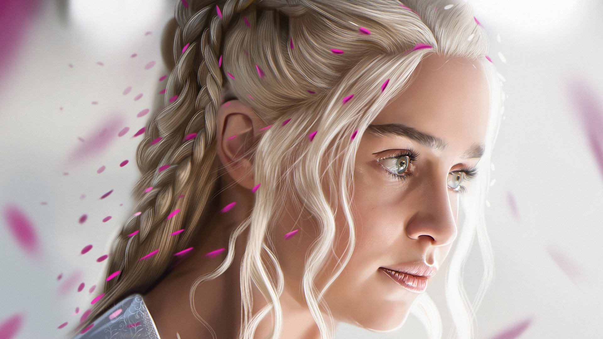 Cute Girl Wallpapers For Iphone Daenerys Targaryen Artwork 4k Wallpapers Hd Wallpapers