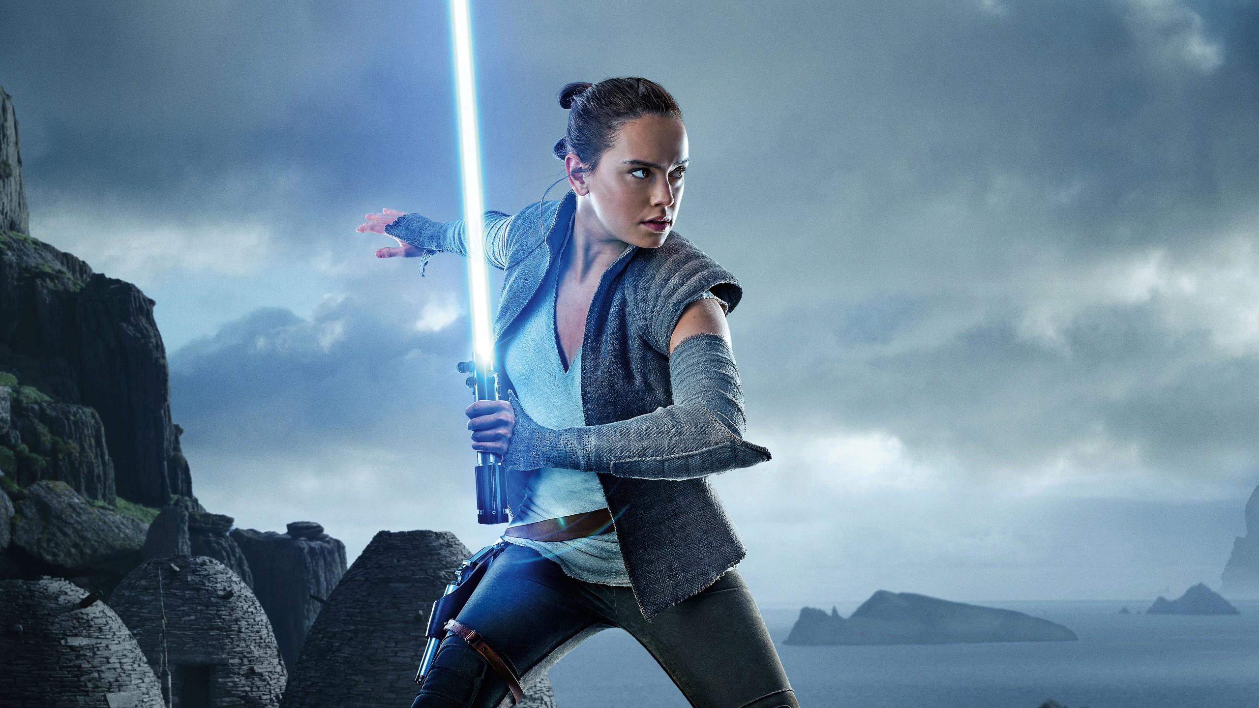 Iphone X Star Wars Wallpaper Daisy Ridley As Rey Star Wars The Last Jedi 5k Wallpapers