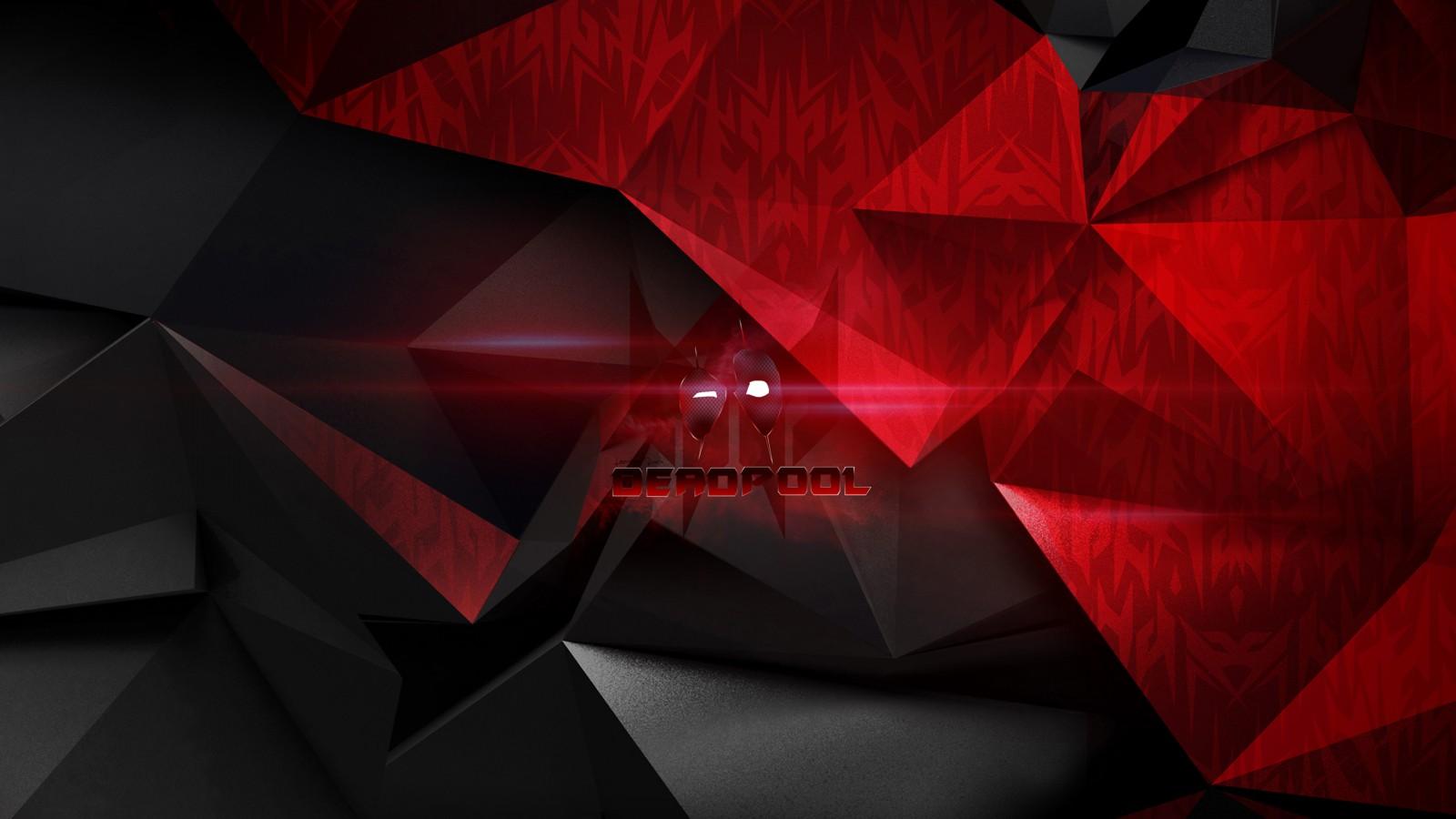 Asus 3d Wallpaper Hd Deadpool Abstract Fan Art Wallpapers Hd Wallpapers Id
