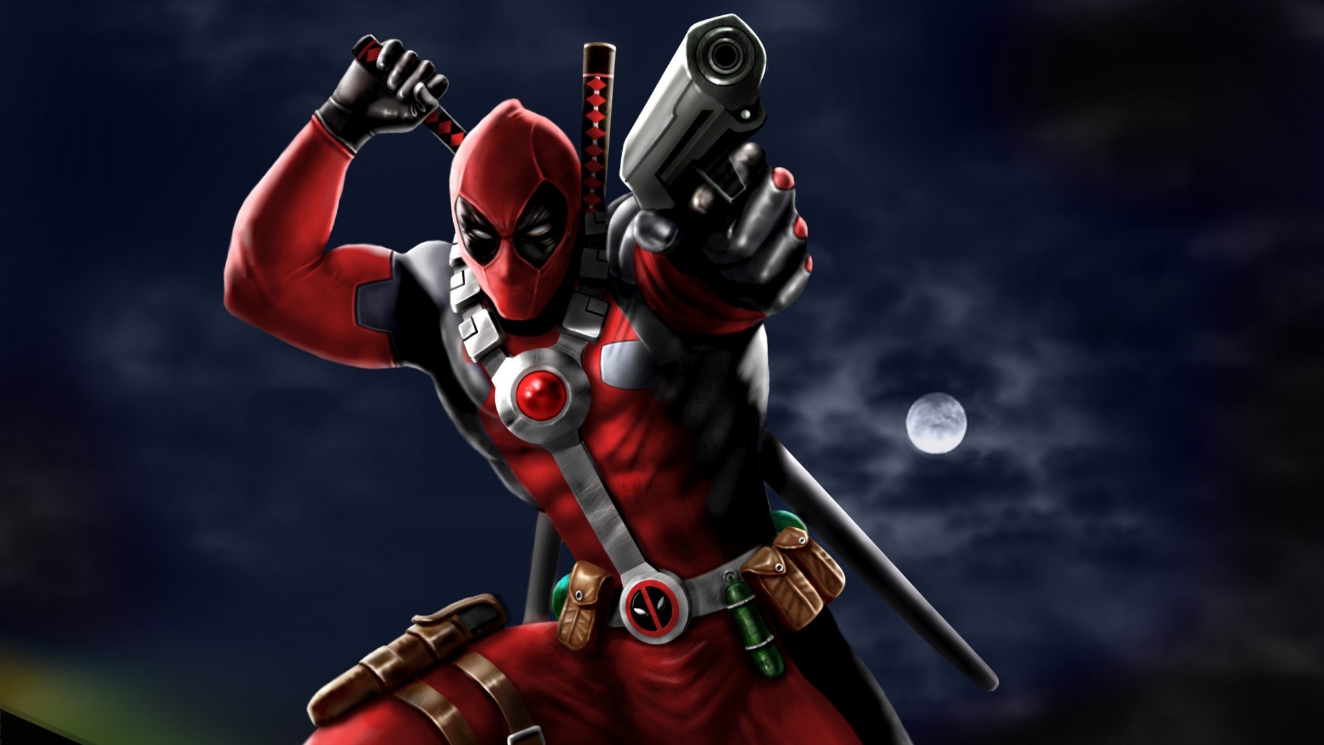 Best 3d Wallpapers For Android Deadpool Speedpaint Wallpapers Hd Wallpapers Id 24119