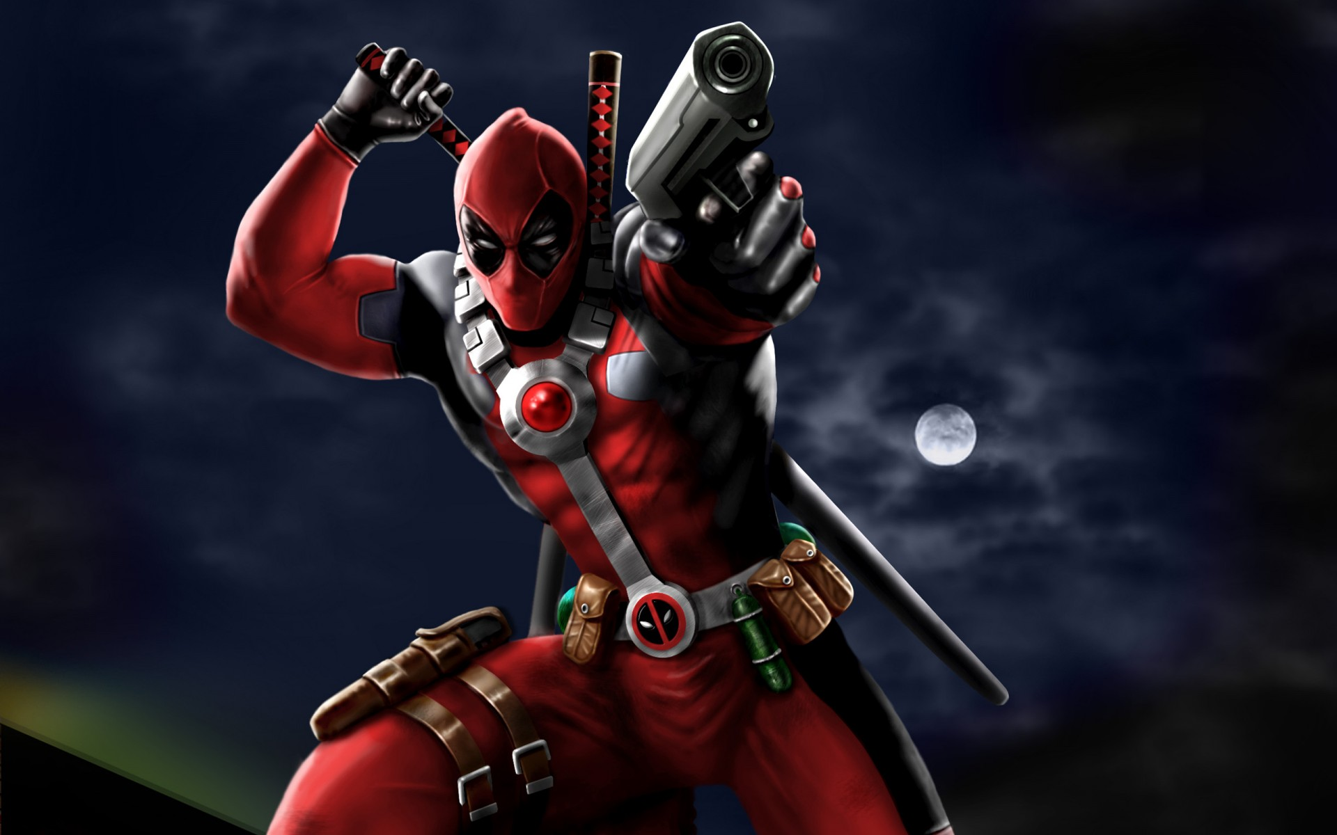 Deadpool Hd Wallpaper Iphone 6 Deadpool Speedpaint Wallpapers Hd Wallpapers Id 24119