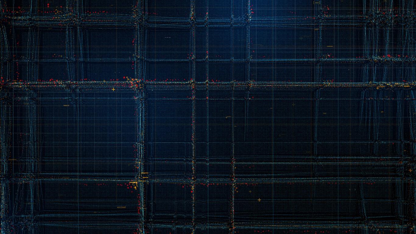 Pure Black Wallpaper Denim Texture 4k Wallpapers Hd Wallpapers Id 22694