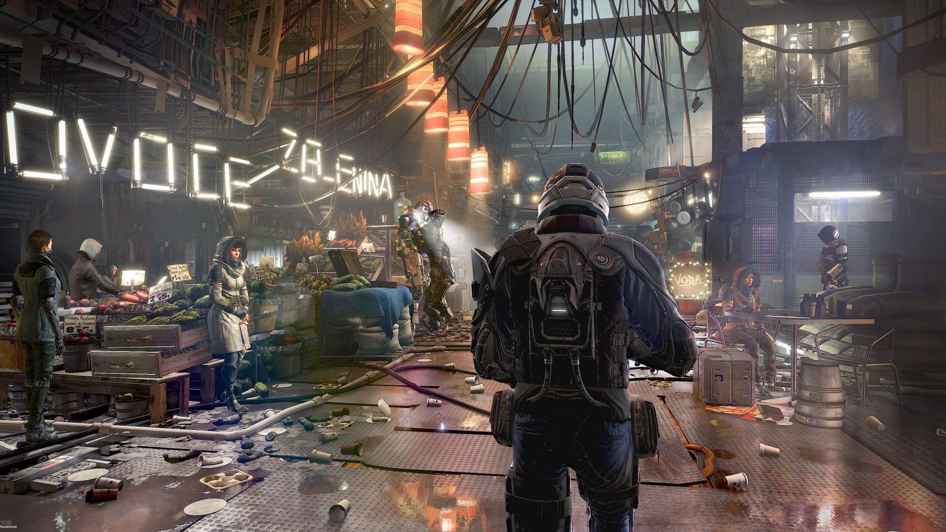 3d Wallpaper Shaft Deus Ex Mankind Divided 4k Gameplay Wallpapers Hd