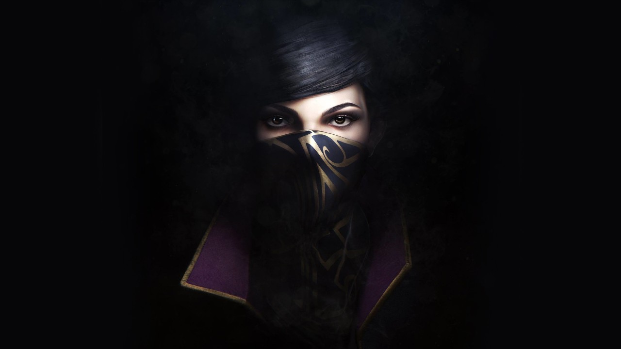 Gothic Wallpaper For Iphone Dishonored 2 Emily Wallpapers Hd Wallpapers Id 18194