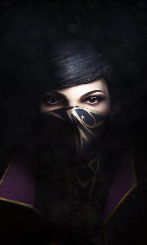 Fall Desktop Wallpaper Widescreen Dishonored 2 Emily Wallpapers Hd Wallpapers Id 18194