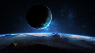 Distant Planet 3D Wallpapers | HD Wallpapers | ID #10789