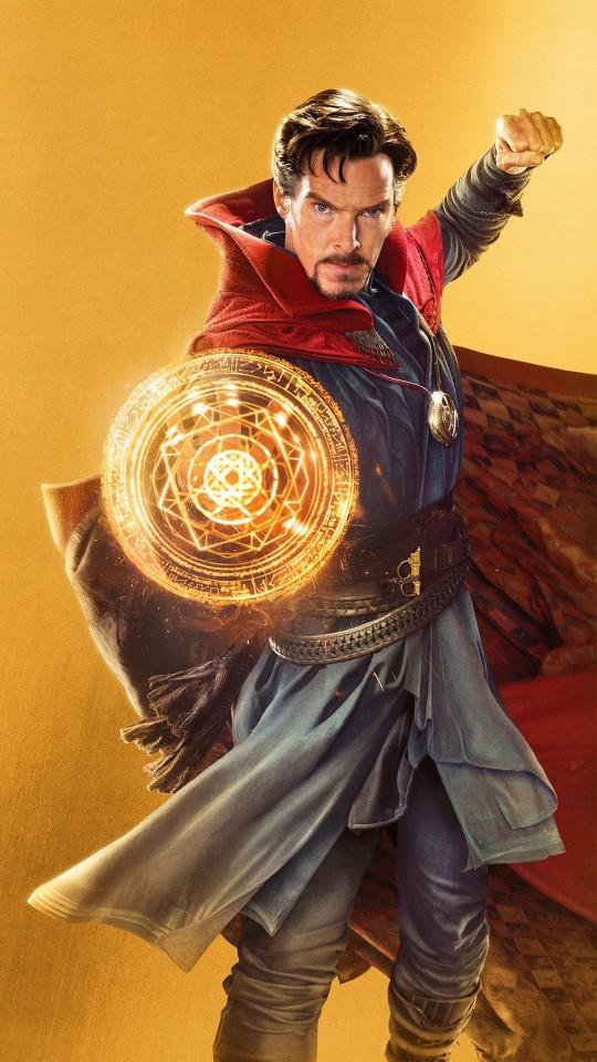 Doctor Iphone Wallpaper Doctor Strange Avengers Infinity War Wallpapers Hd