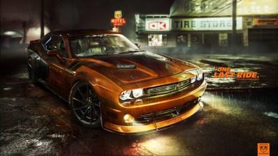 Dodge Challenger RT 4K Wallpapers | HD Wallpapers | ID #17356
