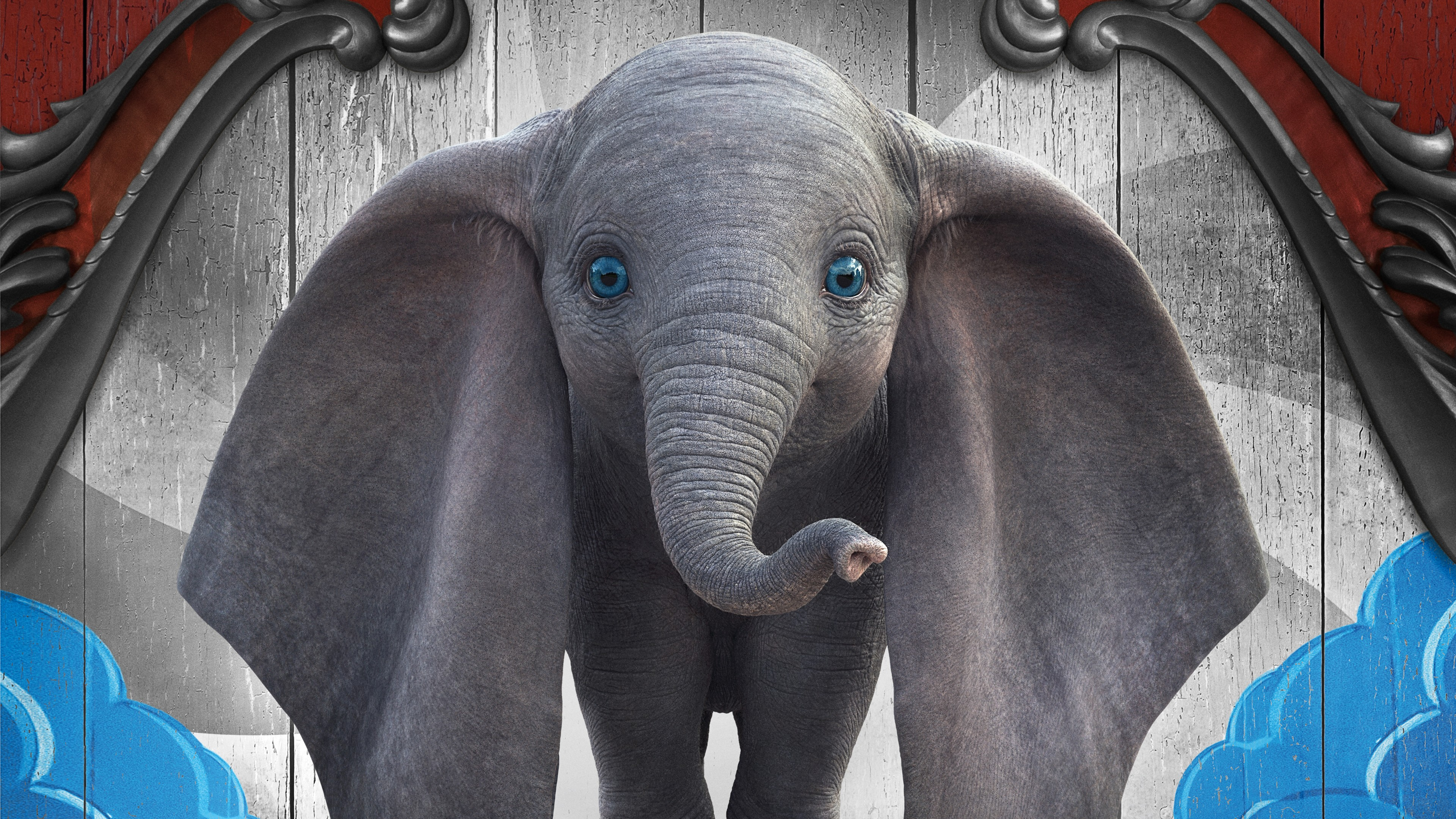 3d Live Wallpapers Download For Iphone Dumbo Elephant 2019 4k 8k Wallpapers Hd Wallpapers Id