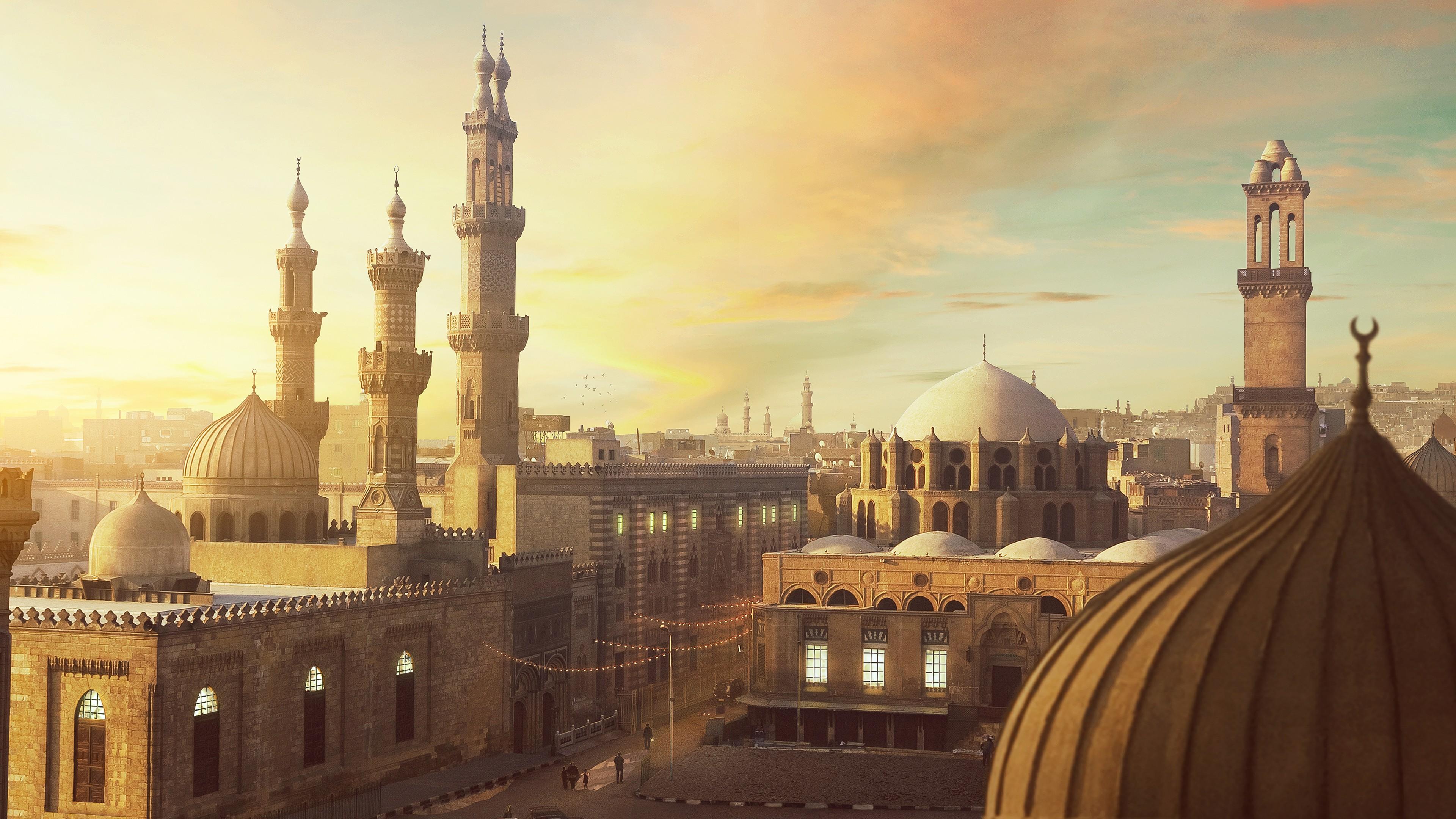 3d Masjid Wallpapers Egypt Ramadan 4k Wallpapers Hd Wallpapers Id 22470