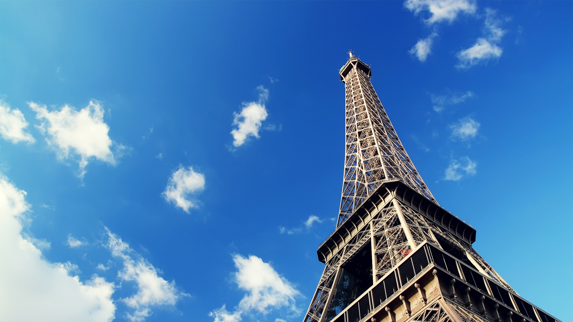 3d Wallpaper Widescreen Eiffel Tower Paris Wallpapers Hd Wallpapers Id 10798
