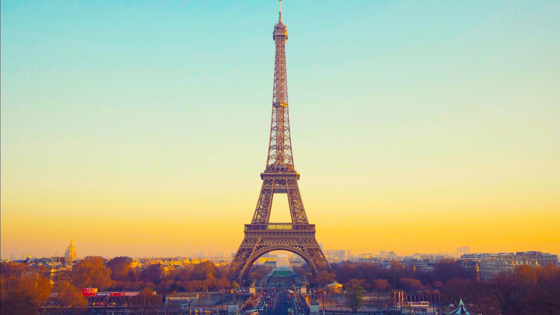 New York Iphone 6 Wallpaper Eiffel Tower Paris Wallpapers Hd Wallpapers Id 25752