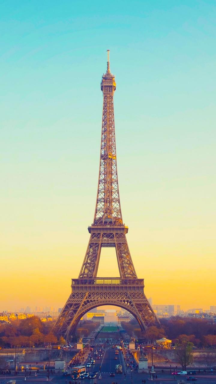Cute Flowers Full Hd Wallpapers Eiffel Tower Paris Wallpapers Hd Wallpapers Id 25752