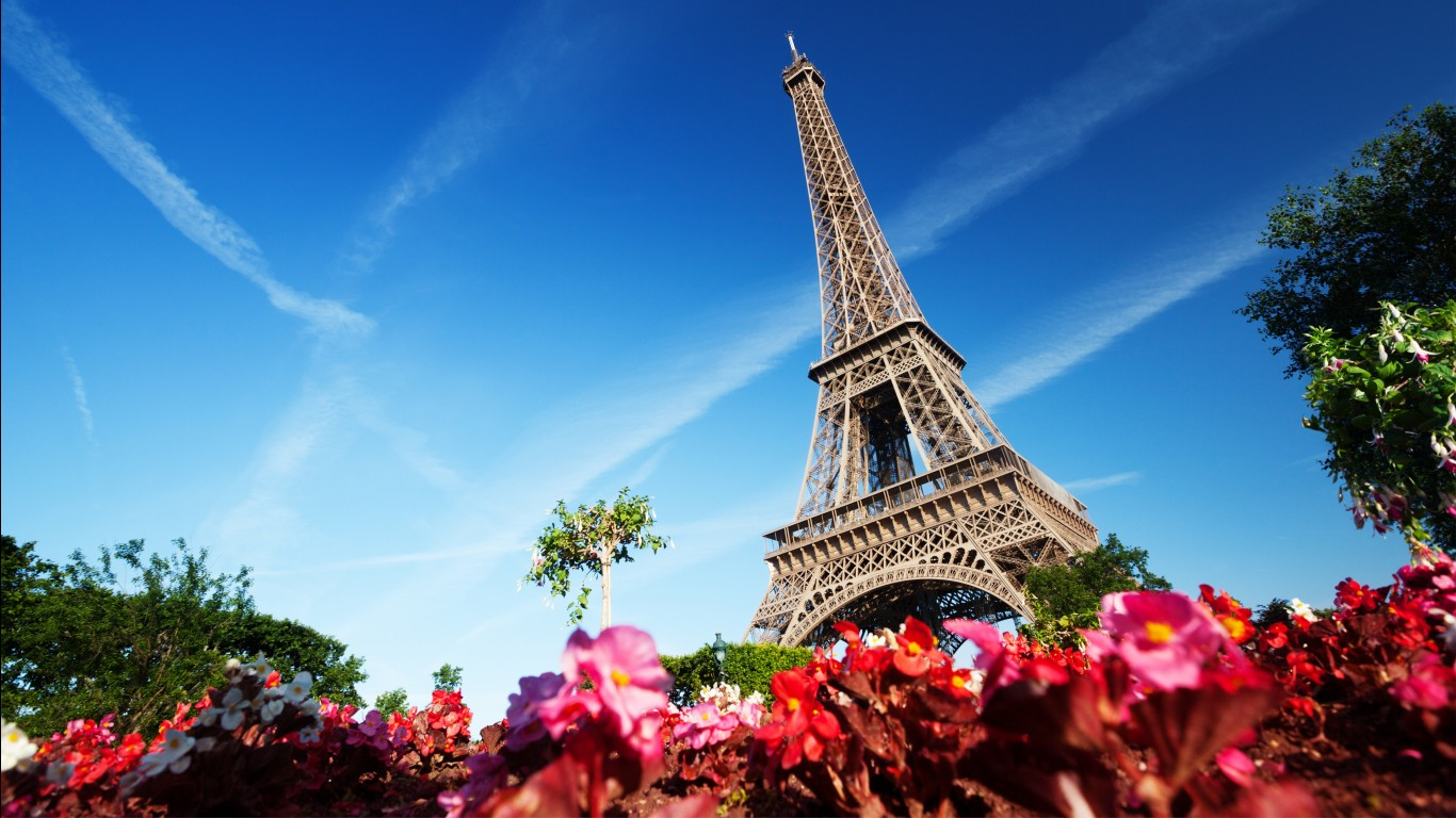 Latest Wallpapers Cars And Bikes Eiffel Tower Paris France Wallpapers Hd Wallpapers Id