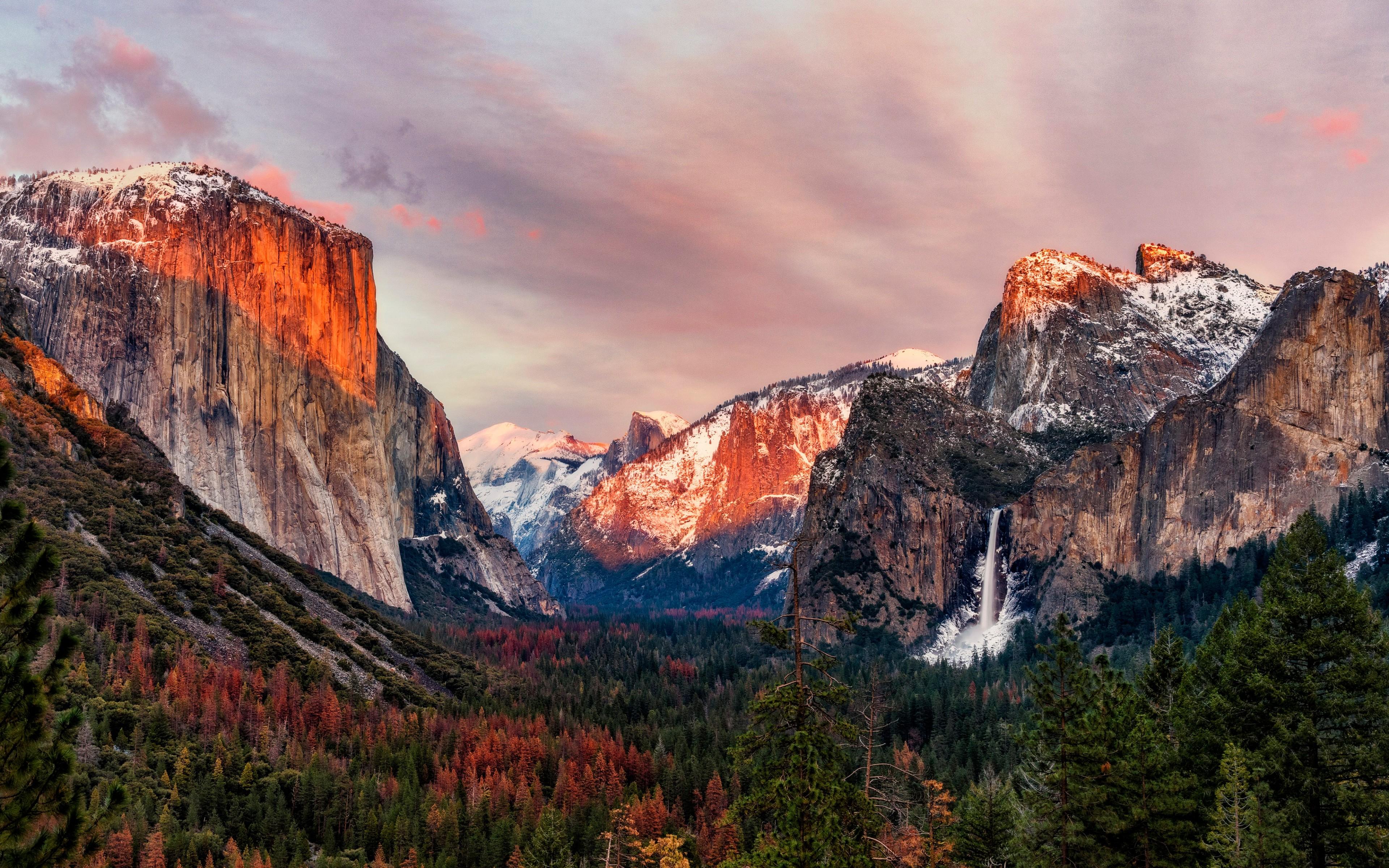 Latest Wallpaper Hd 3d El Capitan Yosemite Valley 4k Wallpapers Hd Wallpapers