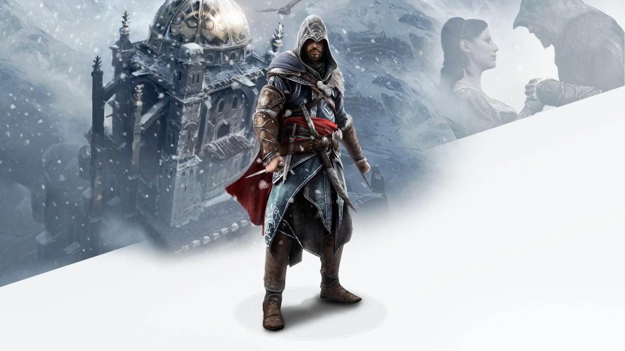 Wallpaper 3d Resident Evil 4 Ezio Assassin S Creed Revelations Wallpapers Hd