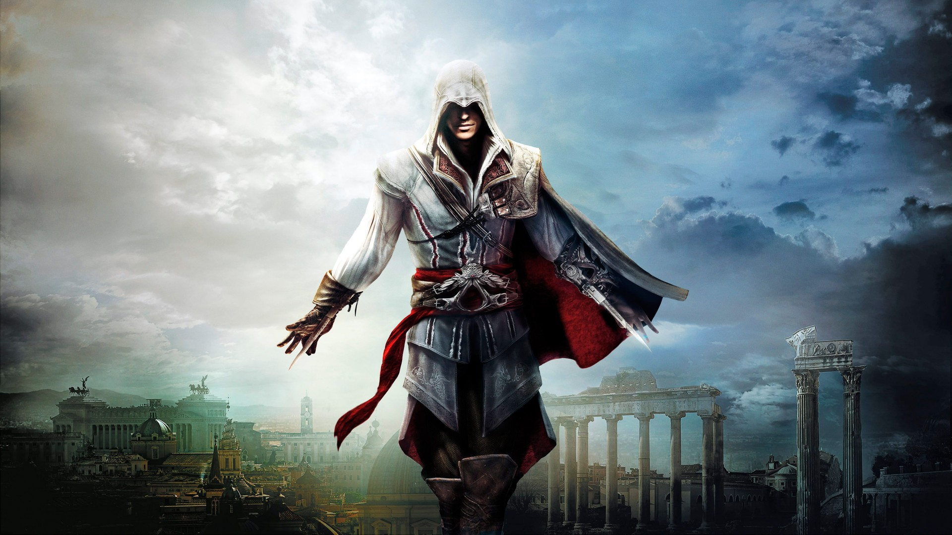 Assassins Creed 3d Wallpaper Ezio Assassins Creed The Ezio Collection 4k Wallpapers