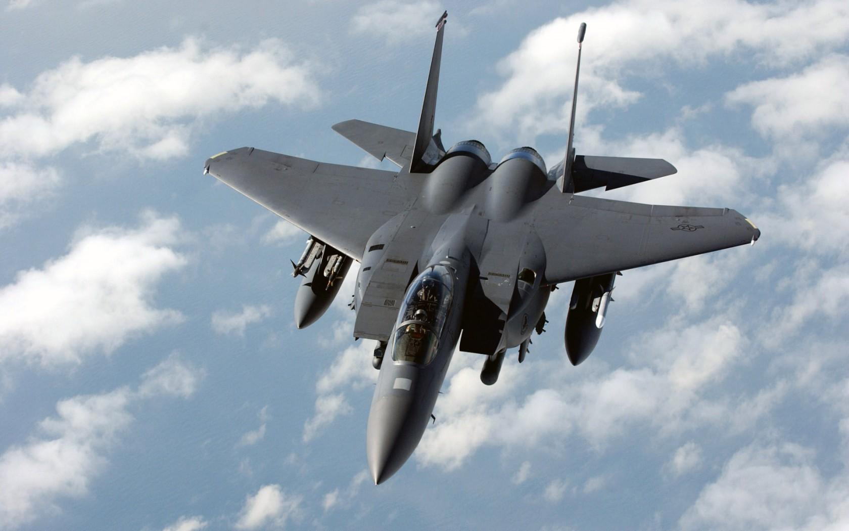 3d Eagle Wallpaper F 15e Strike Eagle Dual Role Fighter Wallpapers Hd