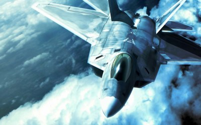 F 22 Raptor in Ace Combat Wallpapers | HD Wallpapers | ID #8837