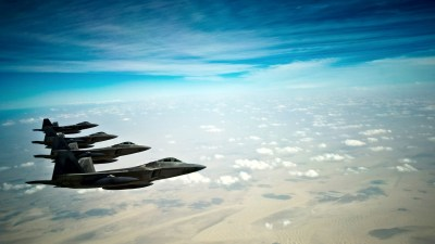 F 22 Raptor Stealth Fighters Wallpapers | HD Wallpapers | ID #10105