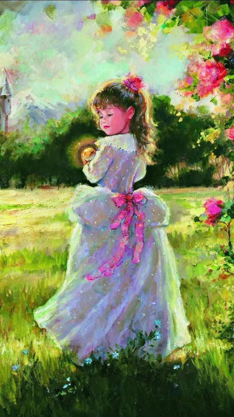 3d Wallpaper Cute Baby Fairy Cute Girl Wallpapers Hd Wallpapers Id 20083