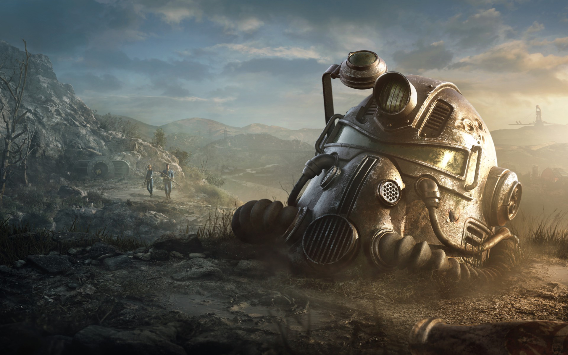 Titanfall Wallpaper Hd Fallout 76 Wallpapers Hd Wallpapers Id 24450