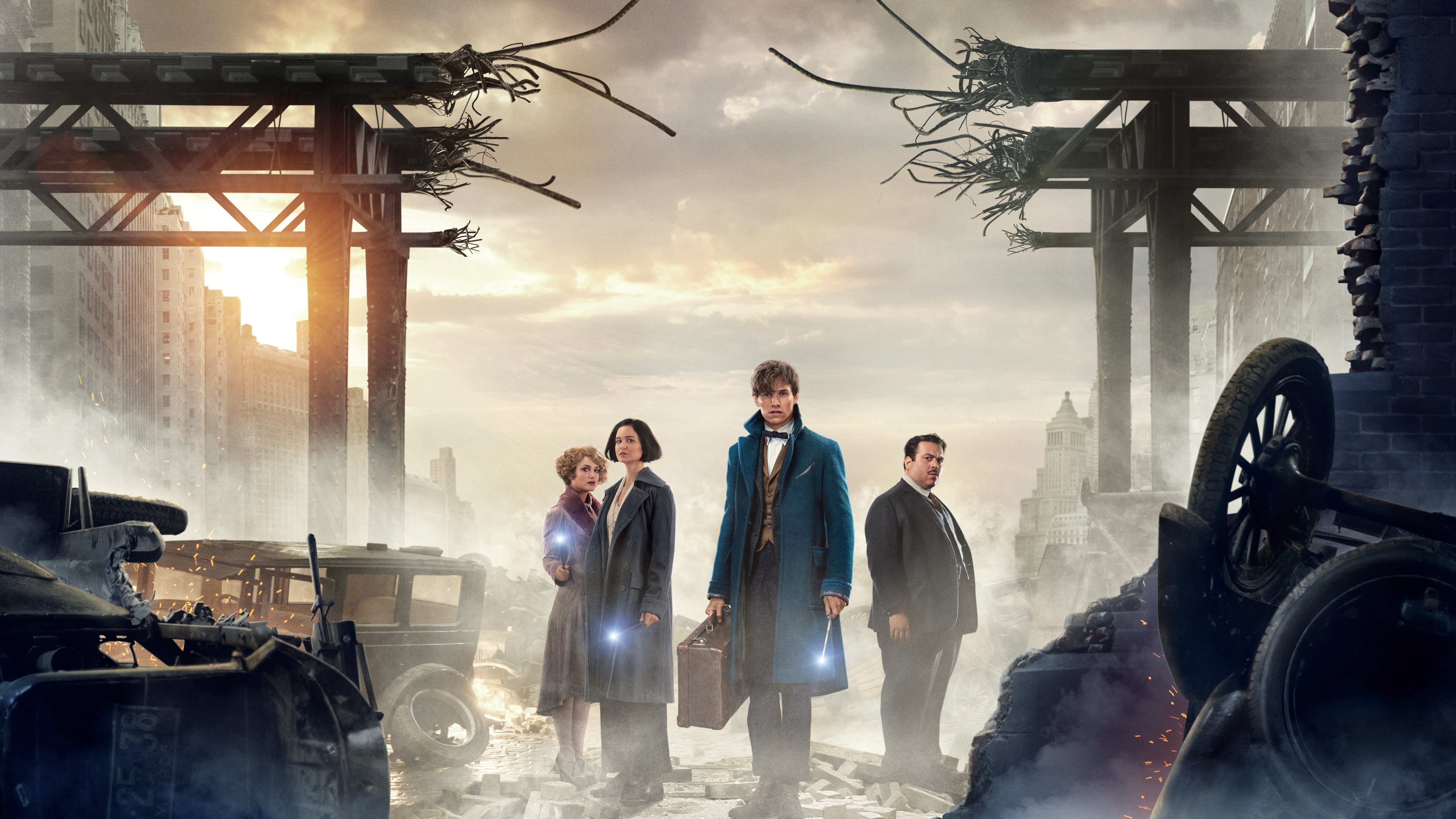 Wallpapers Cars Disney Hd Fantastic Beasts And Where To Find Them 4k 2016 Wallpapers