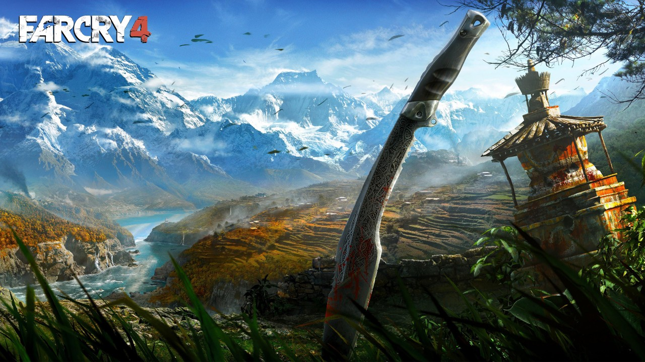 Hd Wallpapers 1280x1024 Cars Far Cry 4 Himalayas Wallpapers Hd Wallpapers Id 13572