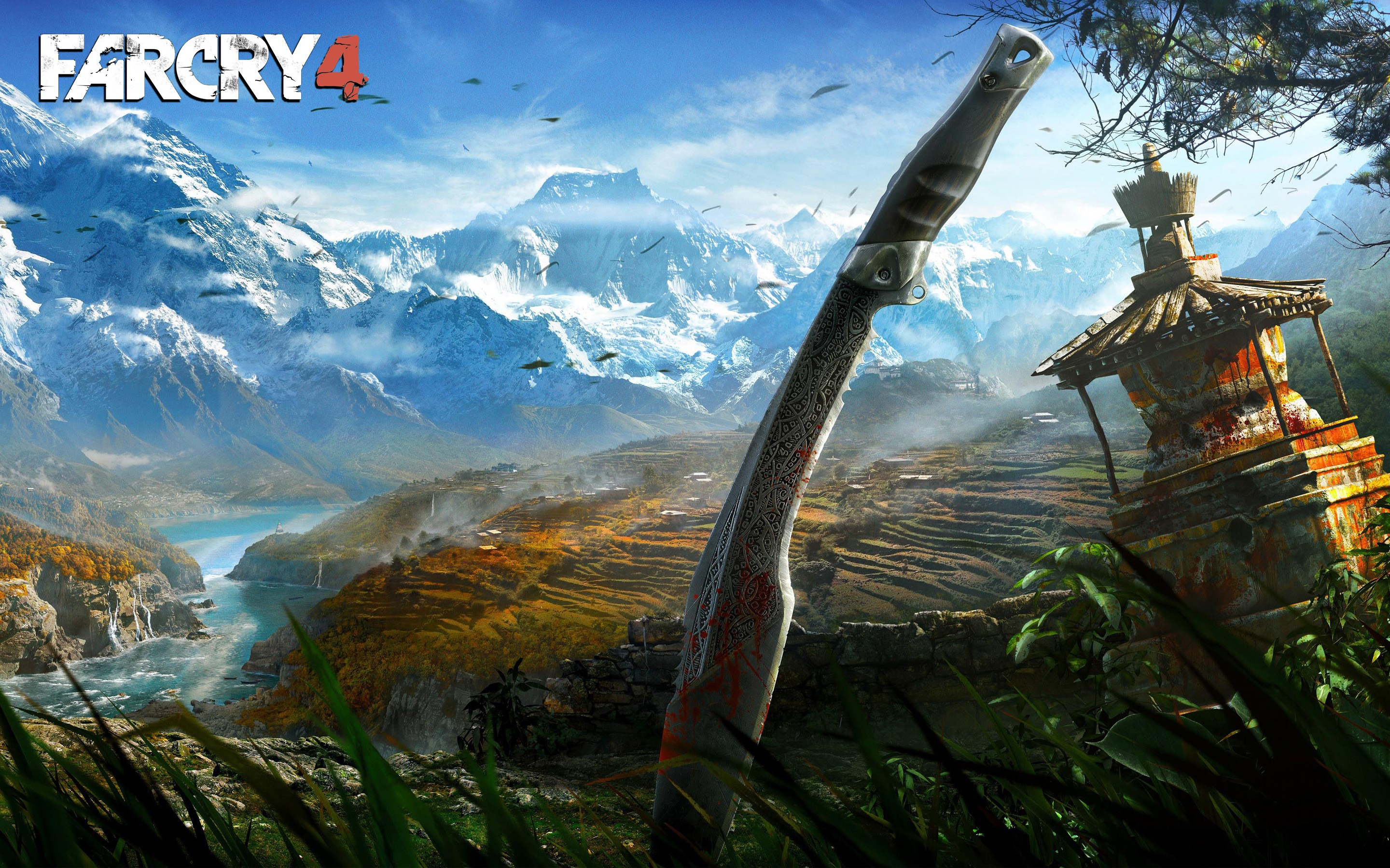 Top 10 3d Wallpapers For Android Far Cry 4 Himalayas Wallpapers Hd Wallpapers Id 13572