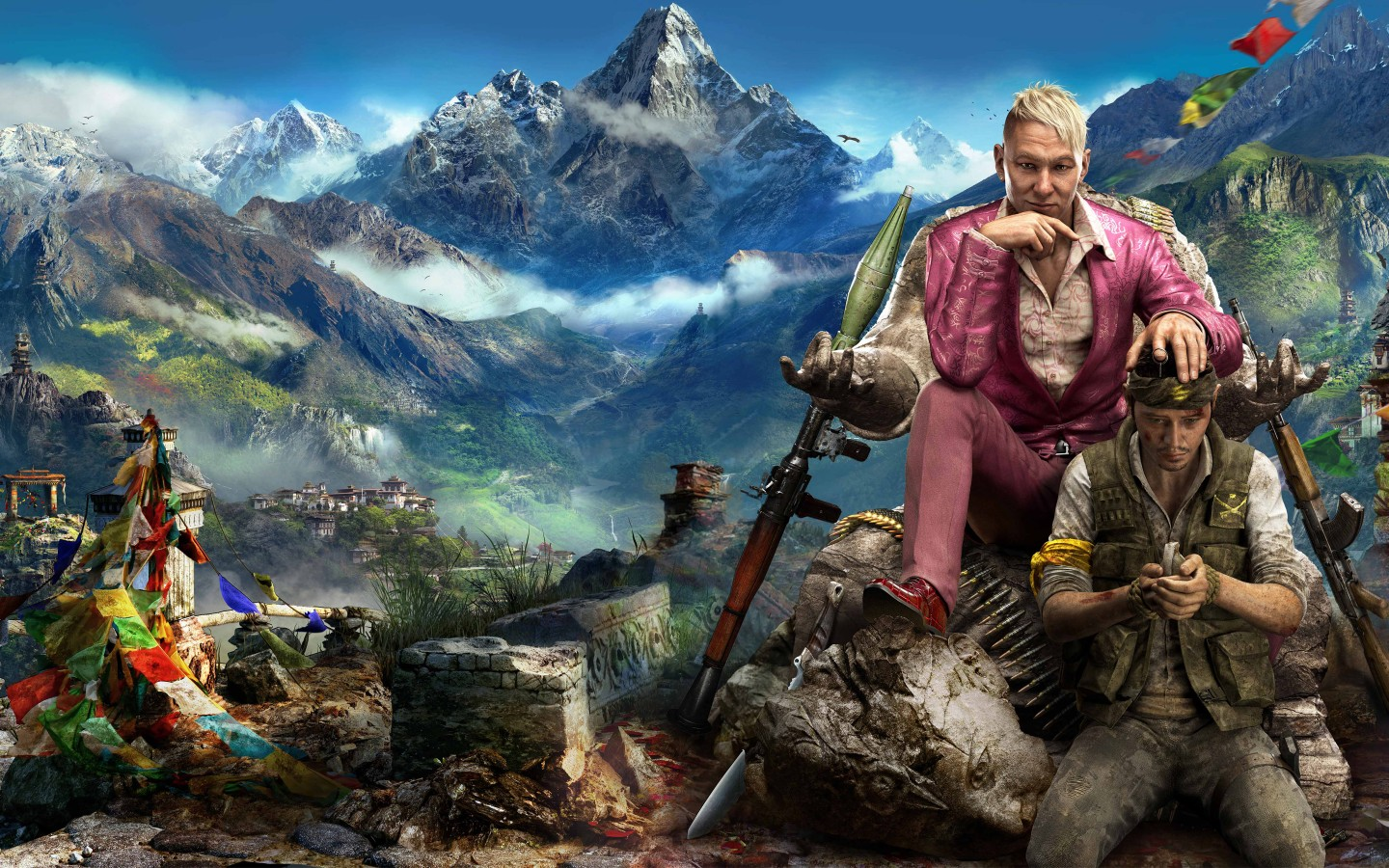Pc Wallpaper 3d Love Far Cry 4 New Game Wallpapers Hd Wallpapers Id 13589
