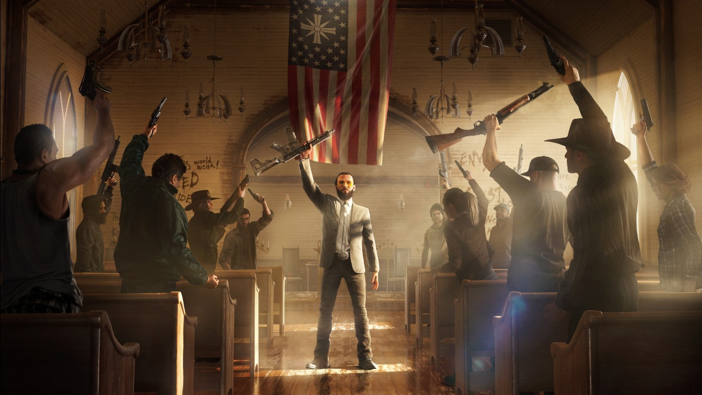 3d Hd Graphics Wallpapers Far Cry 5 2018 4k 8k Wallpapers Hd Wallpapers Id 20523