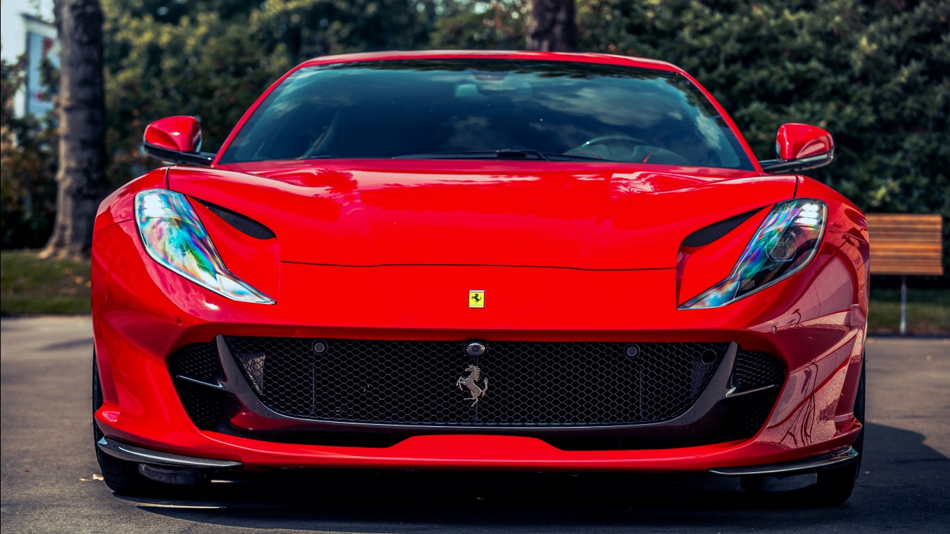 Super Fast Cars Hd Wallpaper Ferrari 812 Superfast 2017 4k Wallpapers Hd Wallpapers