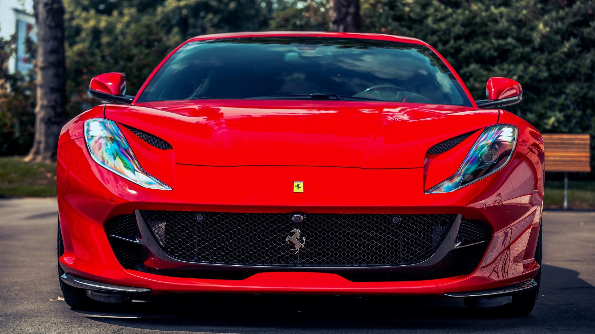 3d Desktop Wallpaper High Resolution Ferrari 812 Superfast 2017 4k Wallpapers Hd Wallpapers