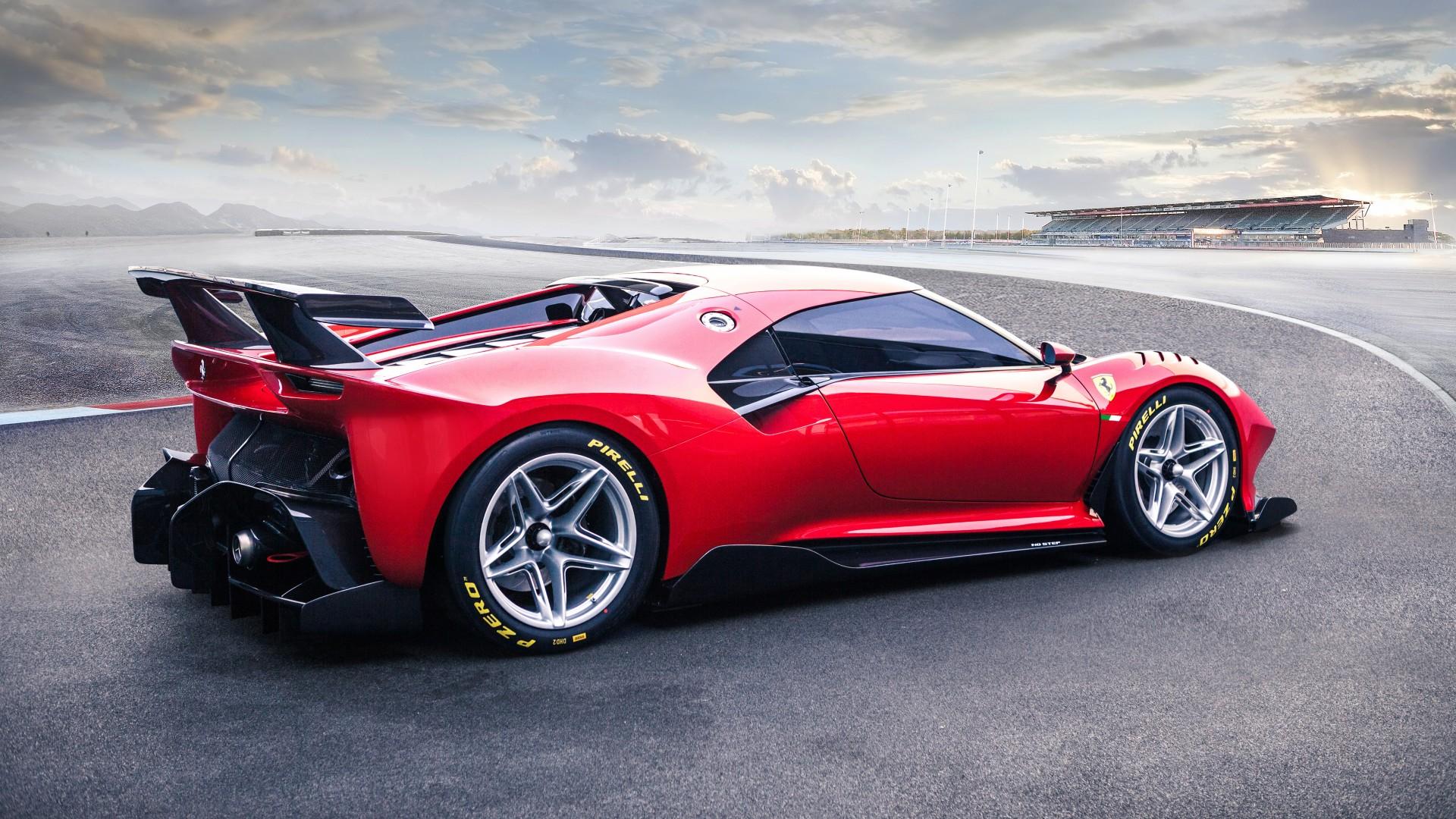 Hd Car Wallpapers 1600x1200 Ferrari P80c 2019 5k Wallpapers Hd Wallpapers Id 28006