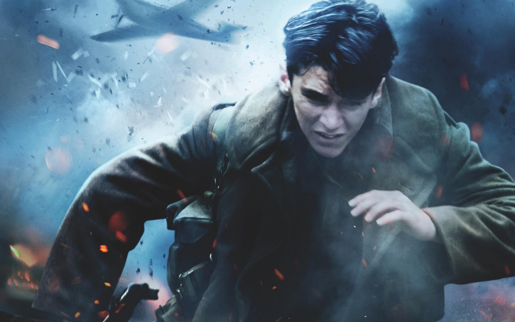 Iphone 5 Space Wallpaper Hd Fionn Whitehead In Dunkirk 2017 Wallpapers Hd Wallpapers
