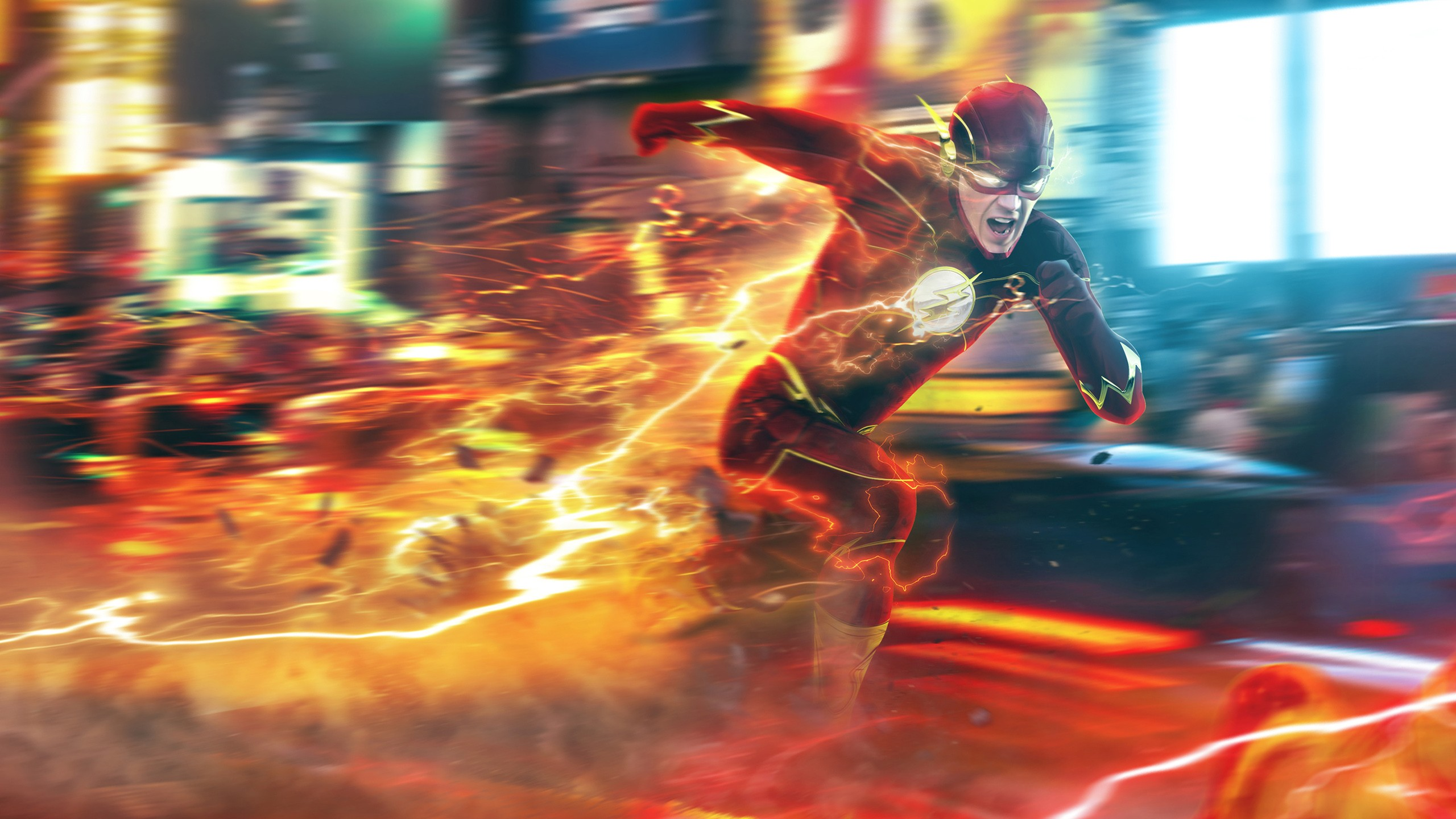 Flash Wallpaper Hd Iphone Flash Barry Allen Wallpapers Hd Wallpapers Id 15547