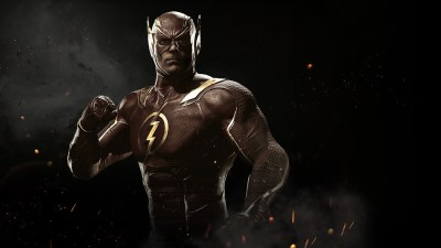 Flash in Injustice 2 Wallpapers | HD Wallpapers | ID #20105