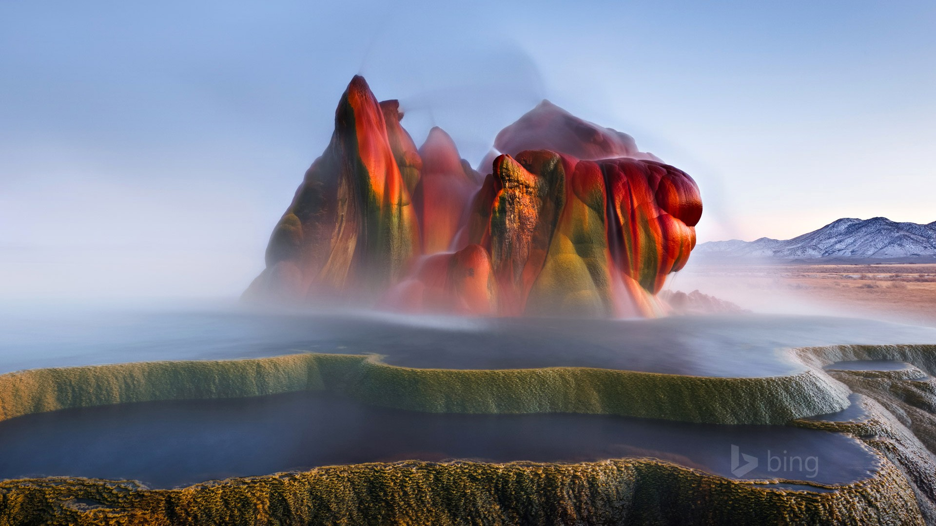 Top 10 3d Wallpapers For Desktop Fly Ranch Geyser Wallpapers Hd Wallpapers Id 13989