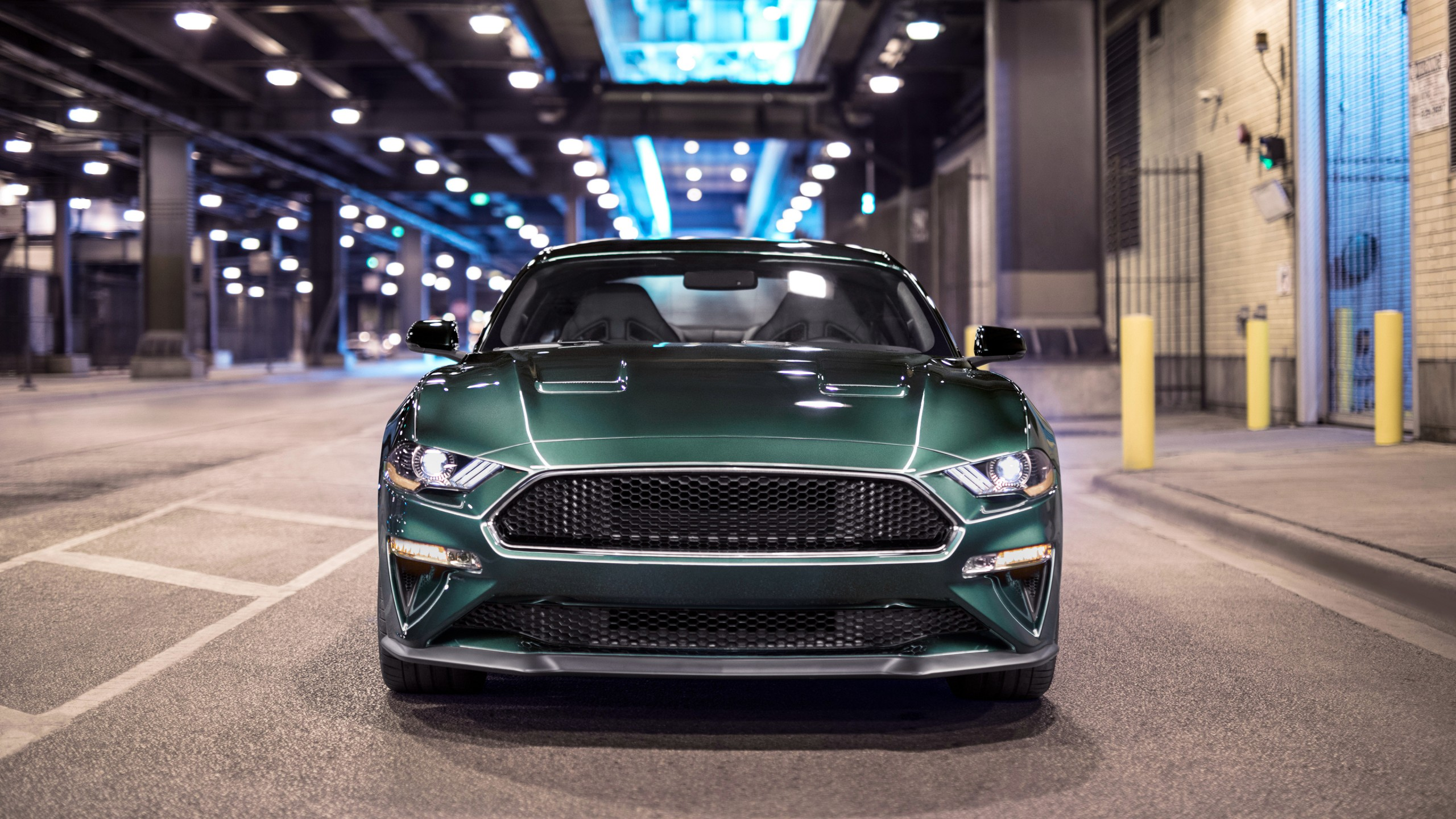 3d Woman Wallpaper Ford Mustang Bullitt 2018 4k Wallpapers Hd Wallpapers