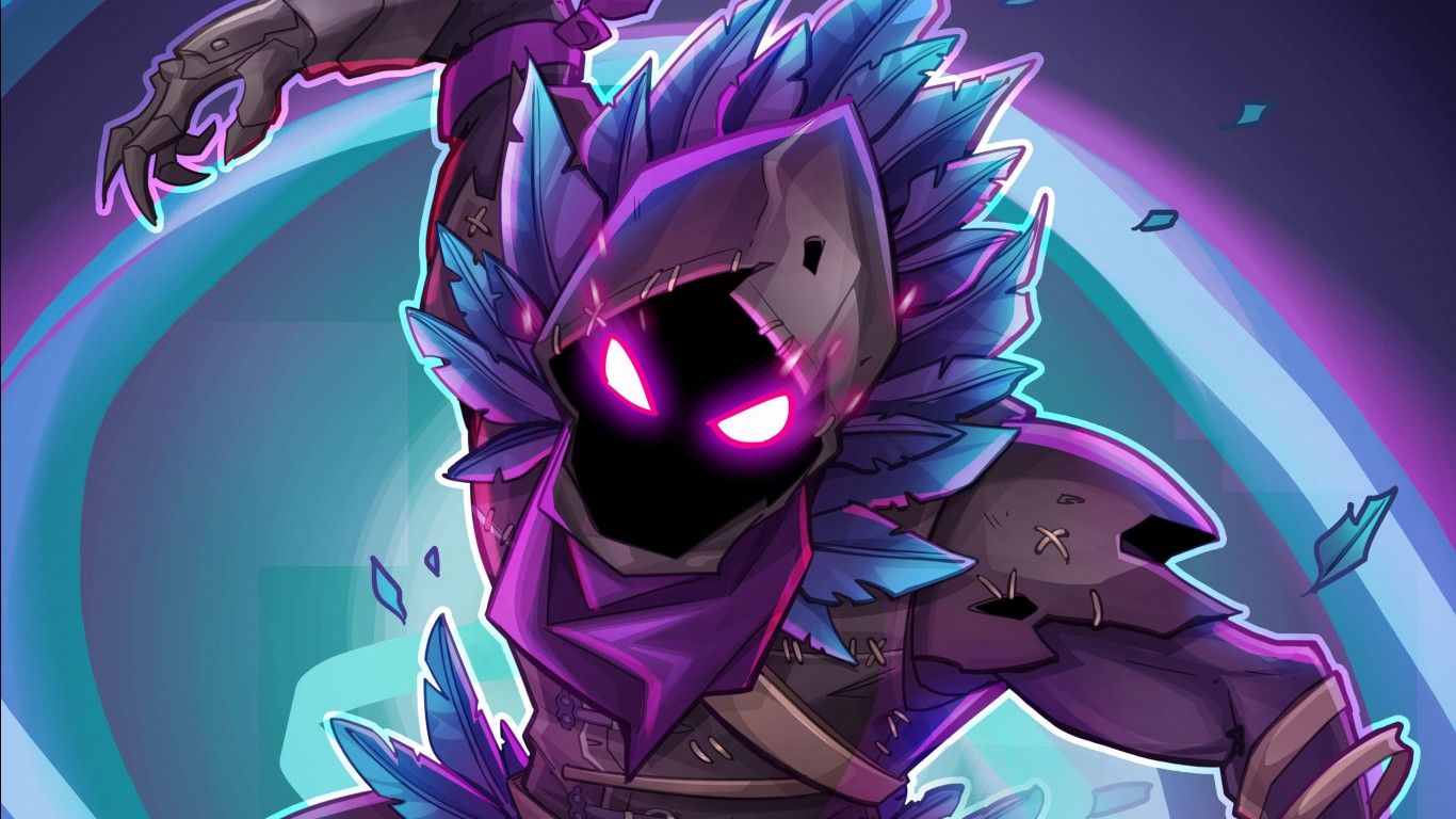 Cute Wallpapers Iphone 6 Plus Fortnite Rraven 4k Wallpapers Hd Wallpapers Id 24192