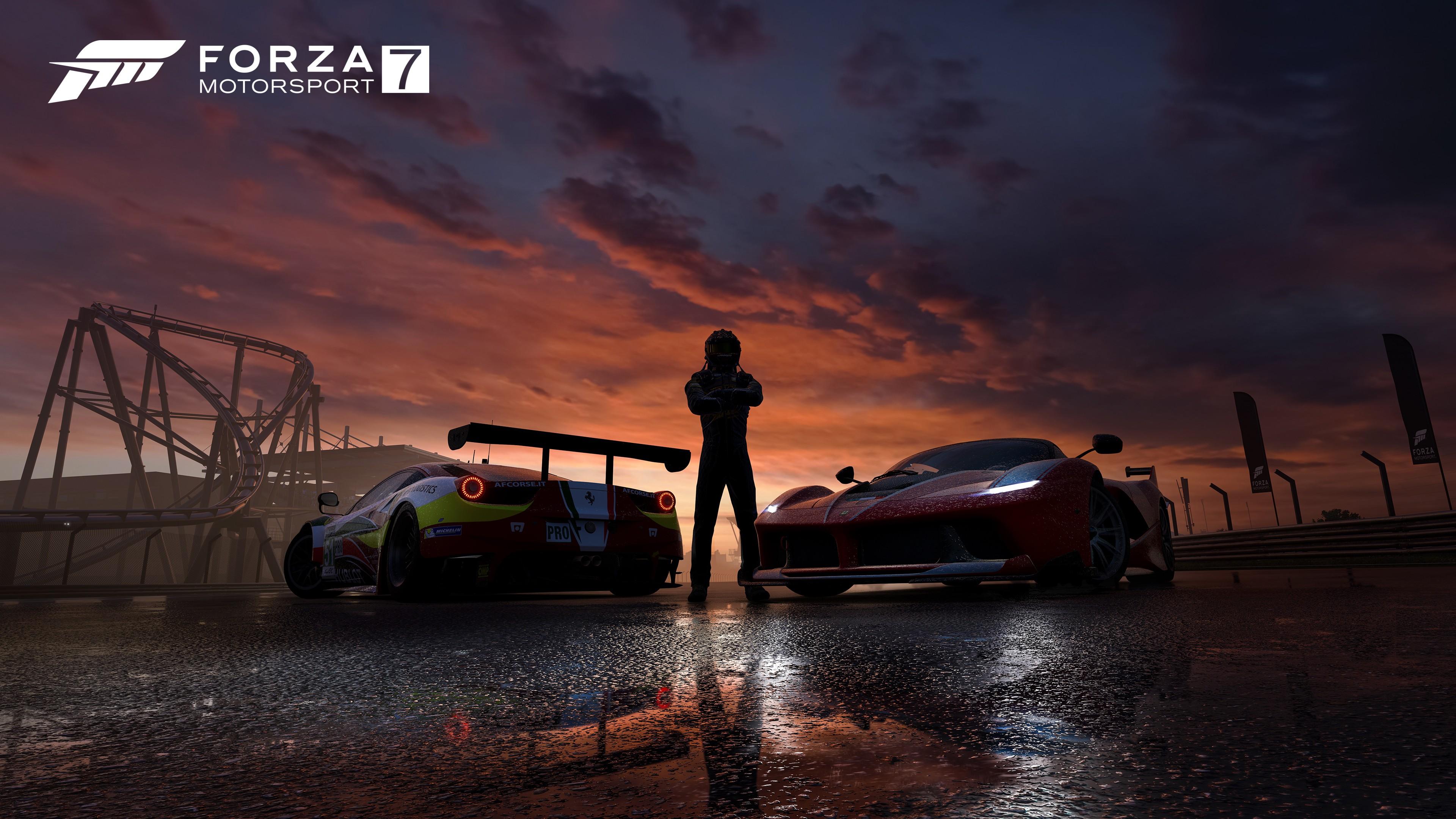 Wallpaper Full Hd 3d Games Forza Motorsport 7 4k Wallpapers Hd Wallpapers Id 20594