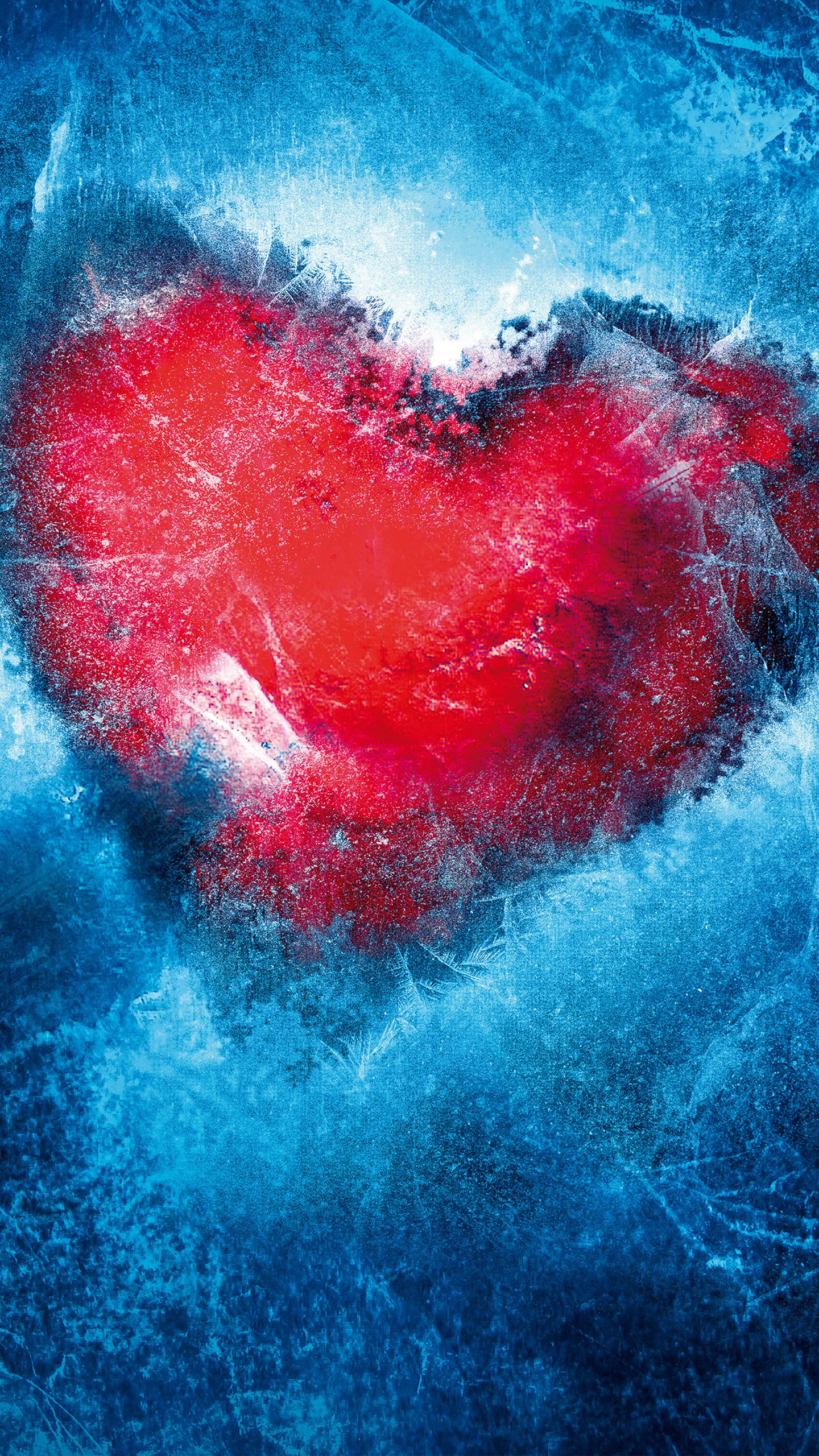 Most Popular Wallpaper For Iphone 6 Frozen Love Heart Wallpapers Hd Wallpapers Id 22748