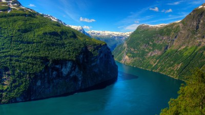 Geirangerfjord Fjord Norway Wallpapers | HD Wallpapers | ID #18483