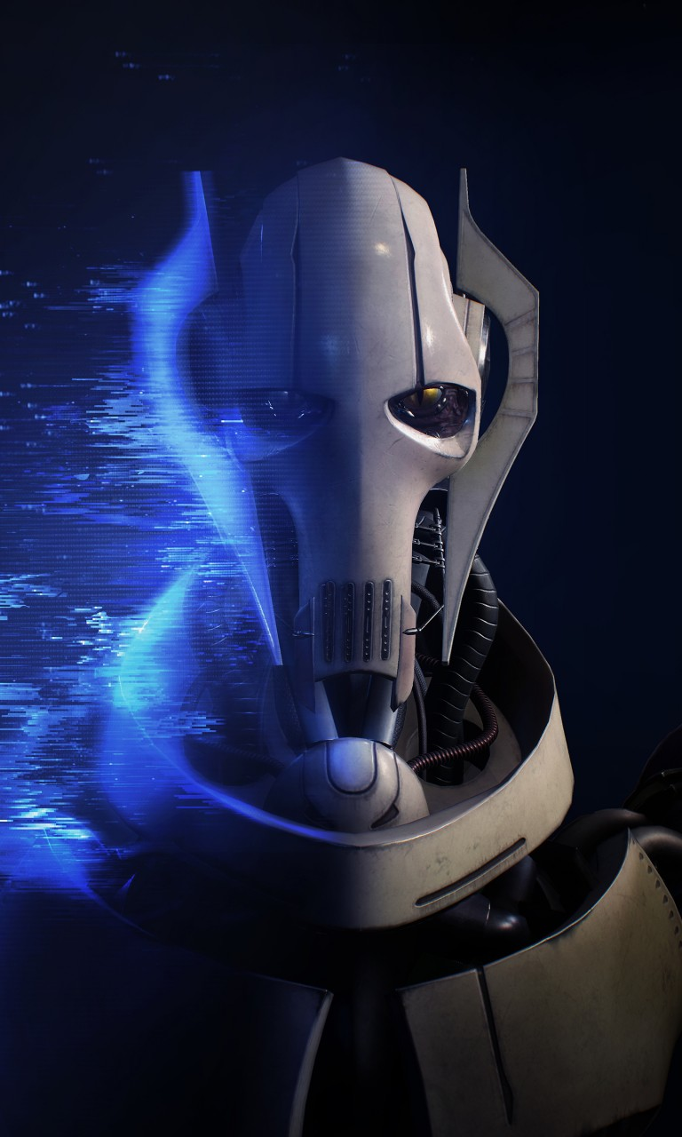 Star Wars Wallpaper Hd Android General Grievous In Star Wars Battlefront Ii 5k Wallpapers