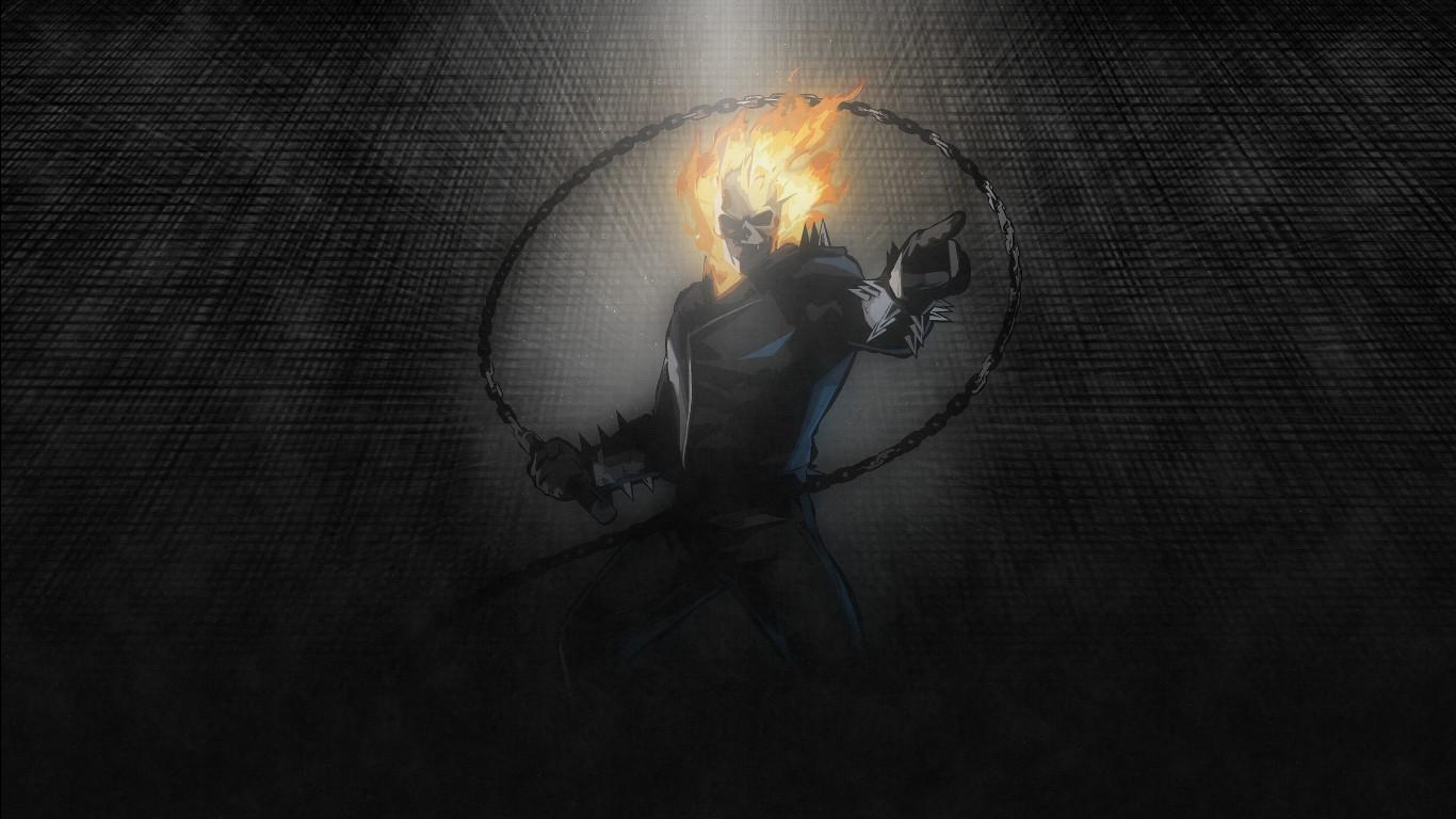 Retro Apple Wallpaper Iphone X Ghost Rider Artwork 4k Wallpapers Hd Wallpapers Id 24372