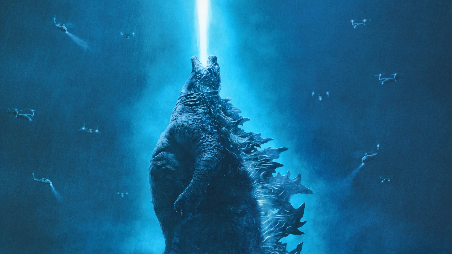 Wallpaper 3d Iphone 6 Godzilla King Of The Monsters 2019 5k Wallpapers Hd