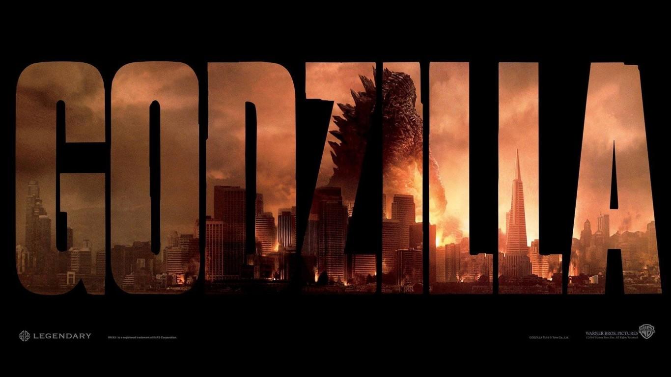 Wallpaper 1366x768 3d Godzilla Movie Wallpapers Hd Wallpapers Id 13326