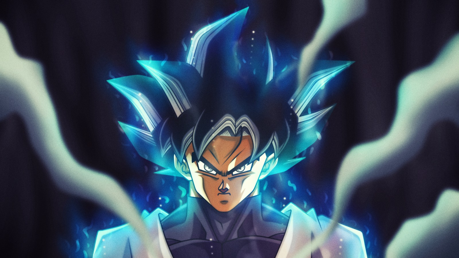 Goku Ultra Instinct Wallpaper 3d Goku Black 5k Wallpapers Hd Wallpapers Id 25508