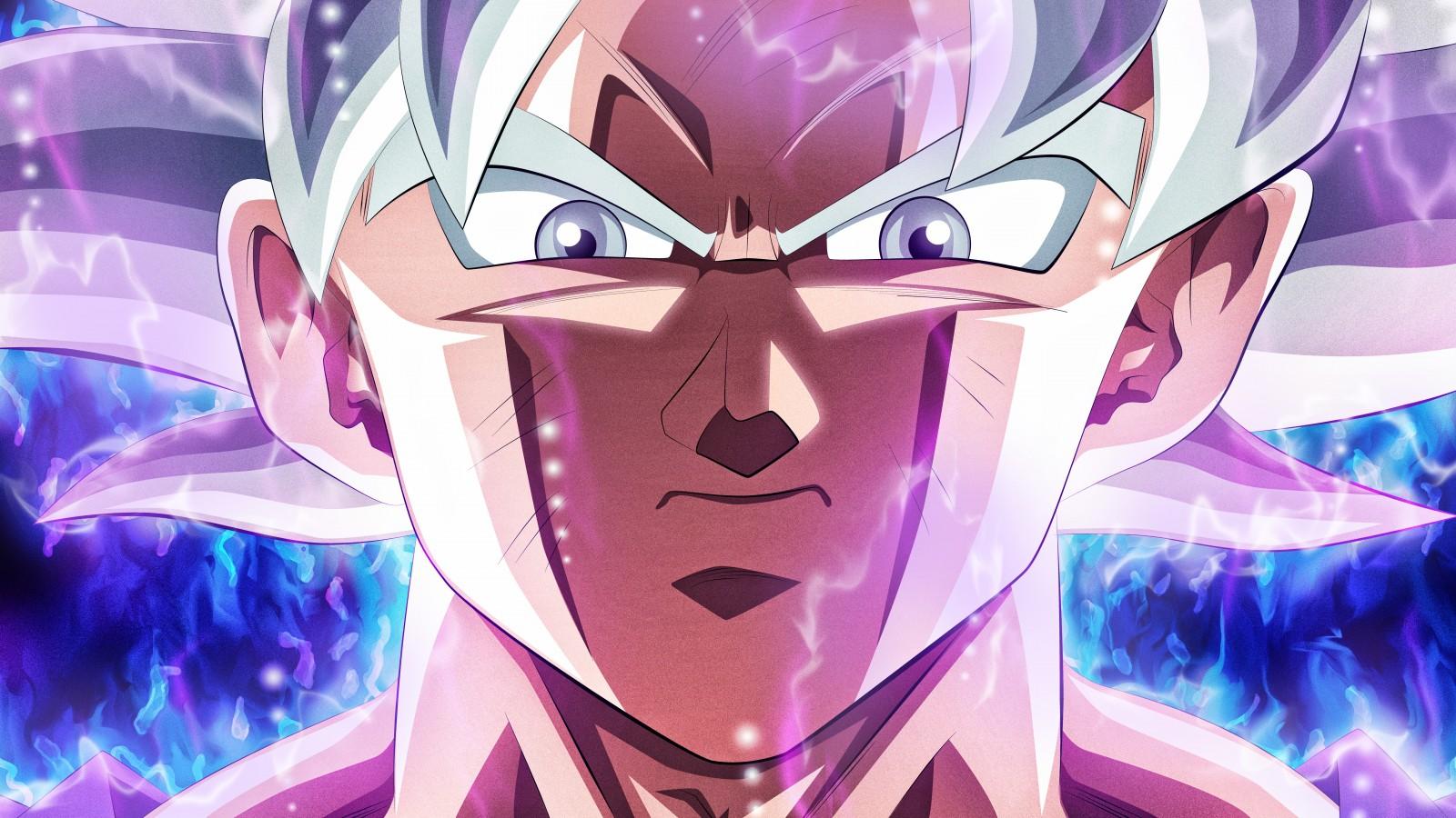 Anime Sword Wallpaper Goku Ultra Instinct 4k 8k Wallpapers Hd Wallpapers Id