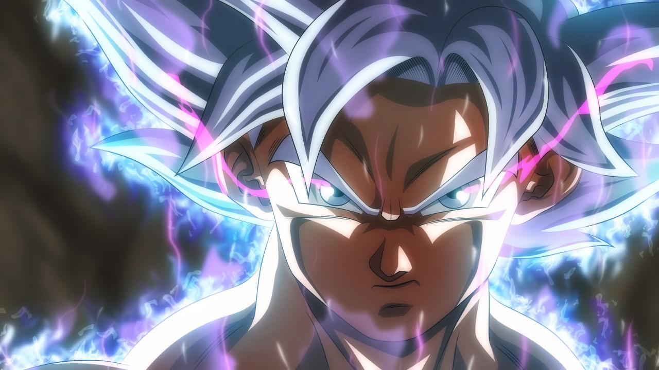 Wallpapers Anime Girl Cute Goku Ultra Instinct 4k 8k Wallpapers Hd Wallpapers Id